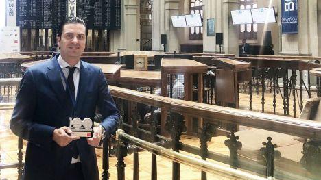 Chief Financial Officer de Grupo Fuertes, entre los 100 mejores financieros de España