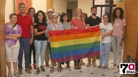 VÍDEO/FOTOS Alhama se suma al Día del Orgullo LGTBIQ 2019