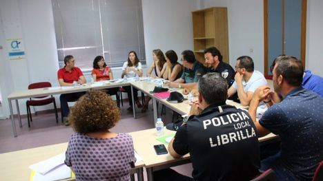 FOTOS Alhama y Librilla analizan los datos sobre violencia de género