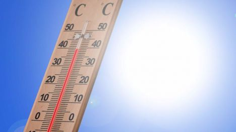 Activan la alterta amarilla por la subida de las temperaturas