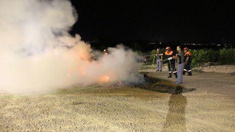 Protección Civil colabora en prevención y extinción de incendios