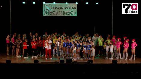 VÍDEO/FOTOS 'Paso a paso' celebra una gran fiesta en el Auditorio
