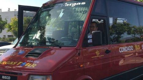 En marcha el autobús Alhama-Condado a partir del martes 9