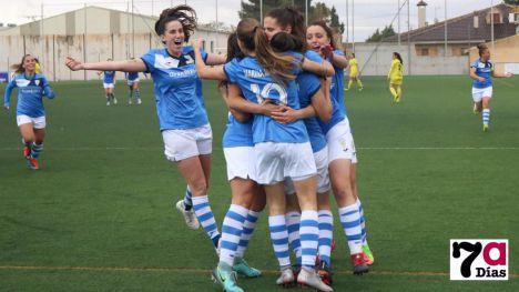 El Alhama CF Femenino, premio a la mejor trayectoria deportiva