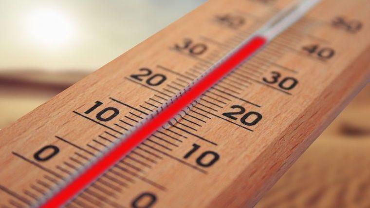 Alerta amarilla por altas temperaturas este fin de semana