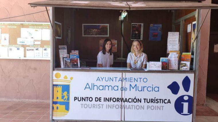 El Punto de Información Turística del Condado reabre en verano