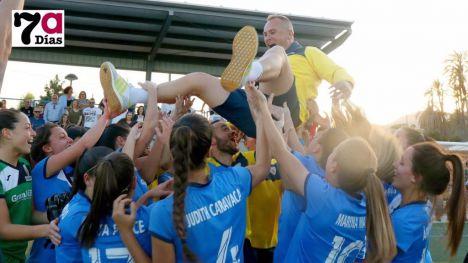 Randri García seguirá un año más al frente del Alhama CF Femenino