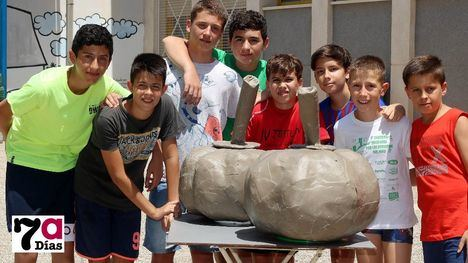 V/F Más que básket, una educación integral para nuestros jóvenes