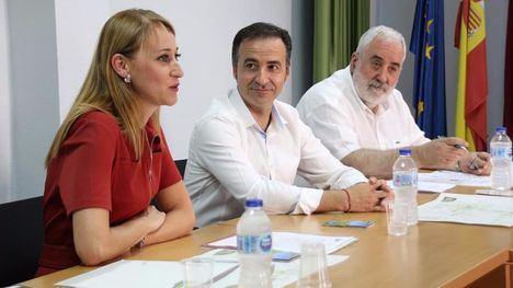 Alhama, vicepresidente de la Mancomunidad Turística de S. Espuña