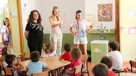 FOTOS Éxito de participación en la Escuela de Verano