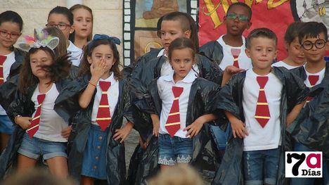 VÍDEO/FOTOS Broche de oro a la Escuela de Verano de Alhama