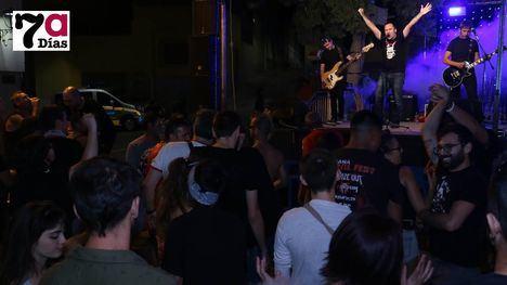 VÍDEO/FOTOS El Berrock cierra con Fenómenos Extraños