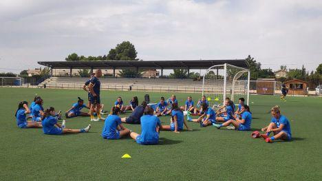 El Villarreal, el 1º rival del Alhama Femenino el 8 de septiembre