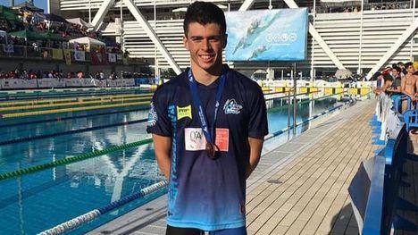 FOTOS Pedro Ruano logra 4 medallas en competición nacional
