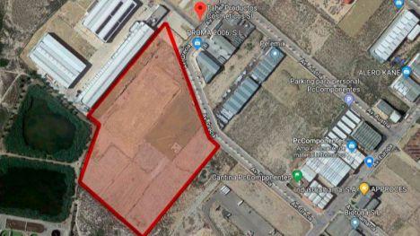 Industrialhama pone a la venta una nueva parcela de 65.500 m2