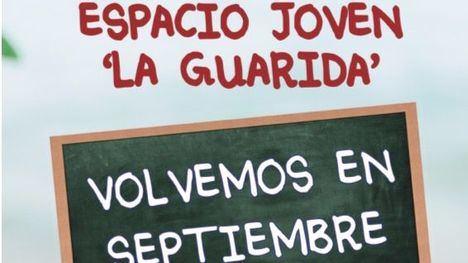 'La Guarida' volverá en septiembre con nuevas actividades