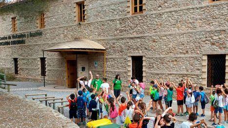 Más de 400 niños visita el Parque Regional de Sierra Espuña en julio