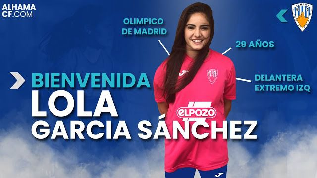 El Alhama CF Femenino ficha a la goleadora inglesa Lola García