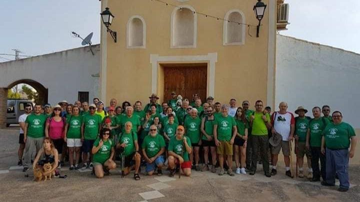 Las Fiestas de Gebas arrancan mañana con la ruta a El Berro