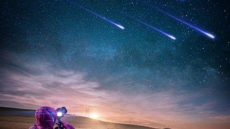 La Luna llena dificultará la observación de las famosas Perseidas