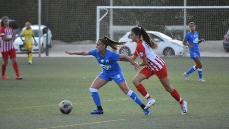 El Alhama Femenino vuelve a ganar (4-1) en el 'José Kubala'