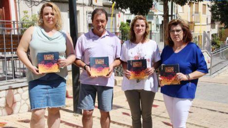 VÍDEO Arrancan las fiestas patronales en la pedanía de El Berro