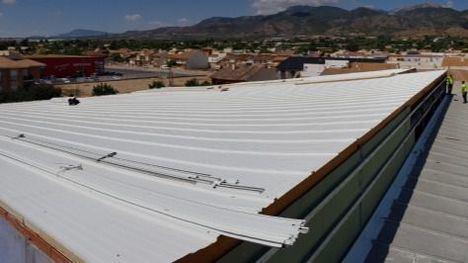 VÍDEO En marcha las obras de reparación por las lluvias de 2016