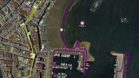 Rescatan del agua a seis bañistas en Puerto de Mazarrón