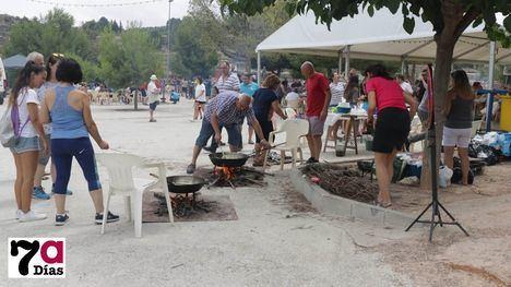 FOTOS Las migas reúne a más de 300 personas en El Berro