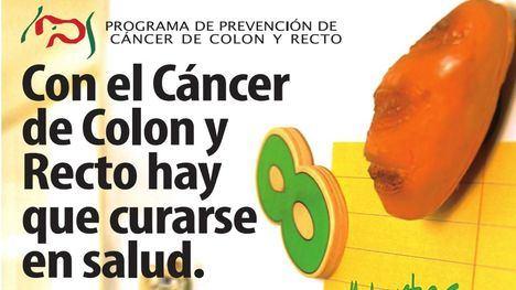 Prevención de cáncer de colon y recto para mayores de 50 años