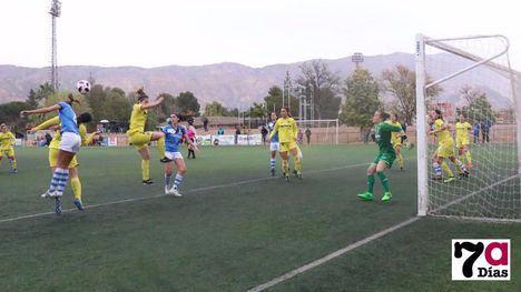 El Alhama CF ElPozo vuelve a verse las caras con el Villarreal CF