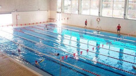 Las actividades de la piscina cubierta arrancan el día 16