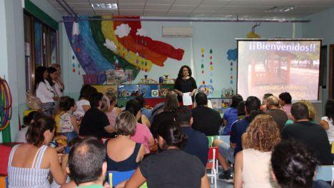 La E.I. Gloria Fuertes se prepara para el inicio del curso 2019-20