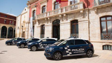 Detenido un joven, tras una peligrosa huida en coche, en Mazarrón