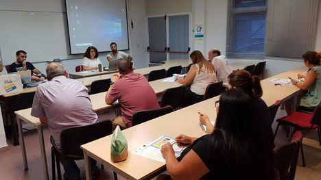 Reunión con las AMPAs para preparar el nuevo curso escolar