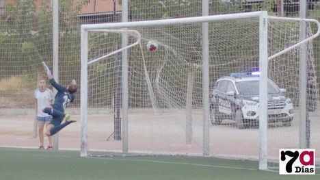 V/F Desagradable inicio de liga para el Alhama CF ElPozo (1-2)