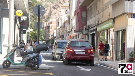 VÍDEO/FOTOS Apertura de la avenida Cartagena al tráfico rodado