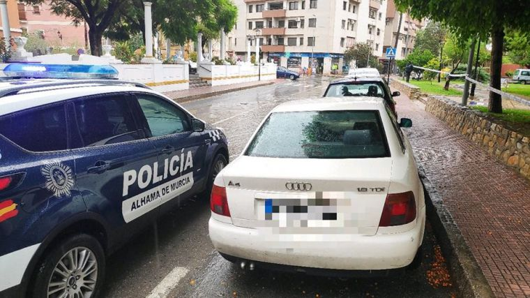 La Policía Local pide precaución y no estacionar en ramblas