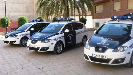 Detenido en Puerto de Mazarrón por agredir a su pareja
