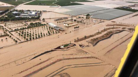Alhama se ofrece a ayudar a los municipios afectados por la DANA