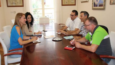 Alhama colabora con el Colegio de Educadores Sociales de la Región
