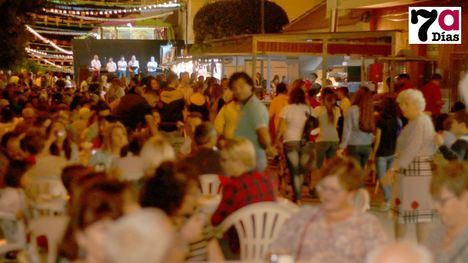 VÍD./FOT. El pregón de las Fiestas del Barrio, ayer, hoy y mañana