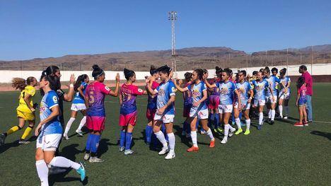 Espectacular victoria del Alhama CF ElPozo (0-3) en Canarias