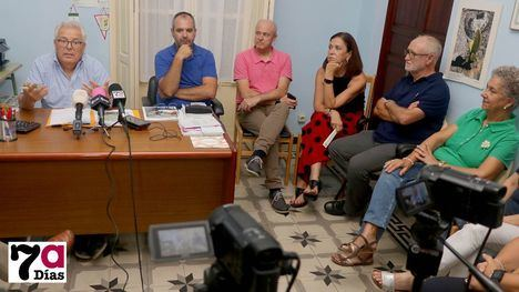 V/F La AECC Alhama presenta a su nueva Junta Local