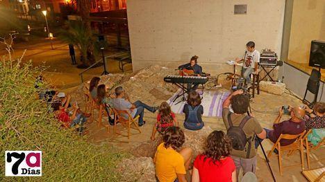V/F Poesía y música a la luz de las velas en Los Baños