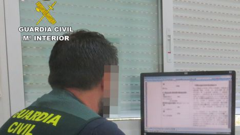 Detenido en Totana por suplantar a terceros y obtener créditos online