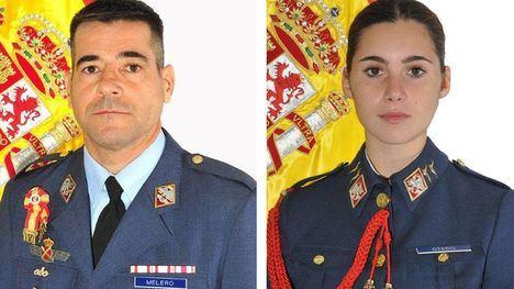 Nuevo accidente de un avión militar con dos muertos en el M. Menor