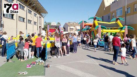 VIDEO: Más de 700 escolares disfrutan de los Deportimayos 2018
