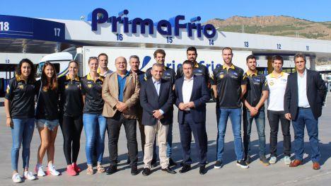 La Fundación Primafrio y el Club Jairis, junto al baloncesto femenino
