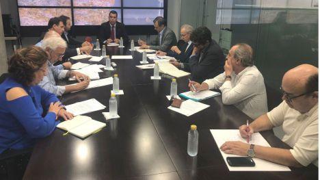 Medidas de expertos ante inundaciones en el Valle del Guadalentín